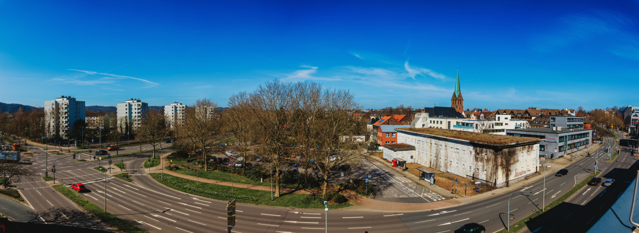 Hattingen City Panorama Ultra High-Res Quality