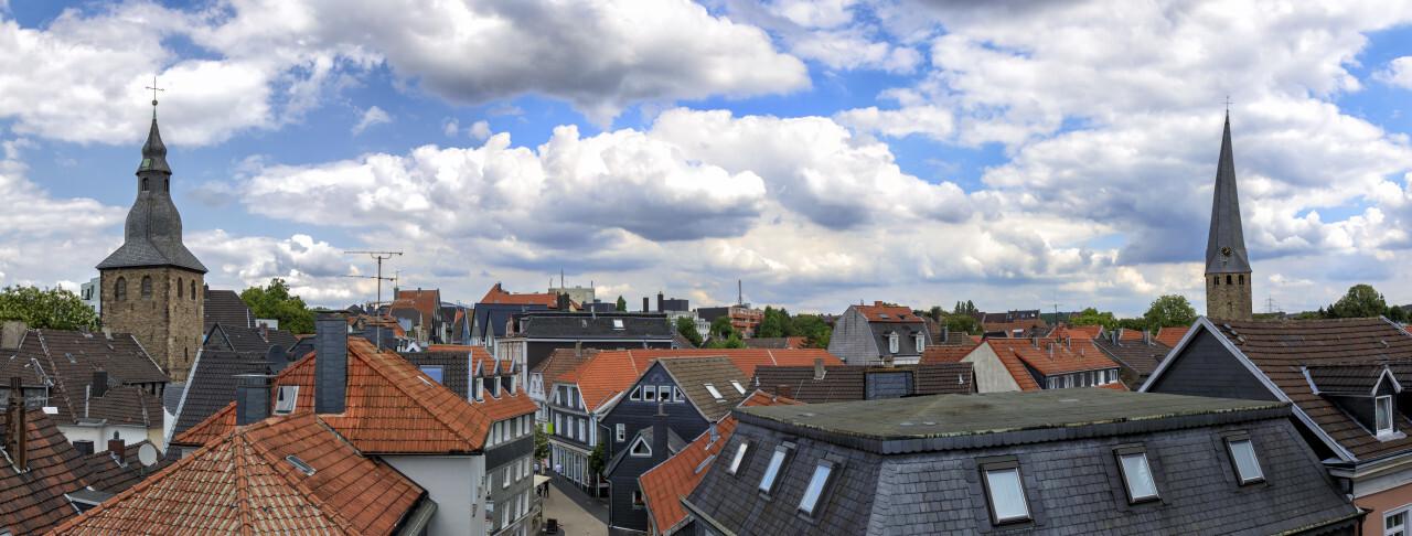 Hattingen in North Rhine Westphalia by Germany - Cityscape