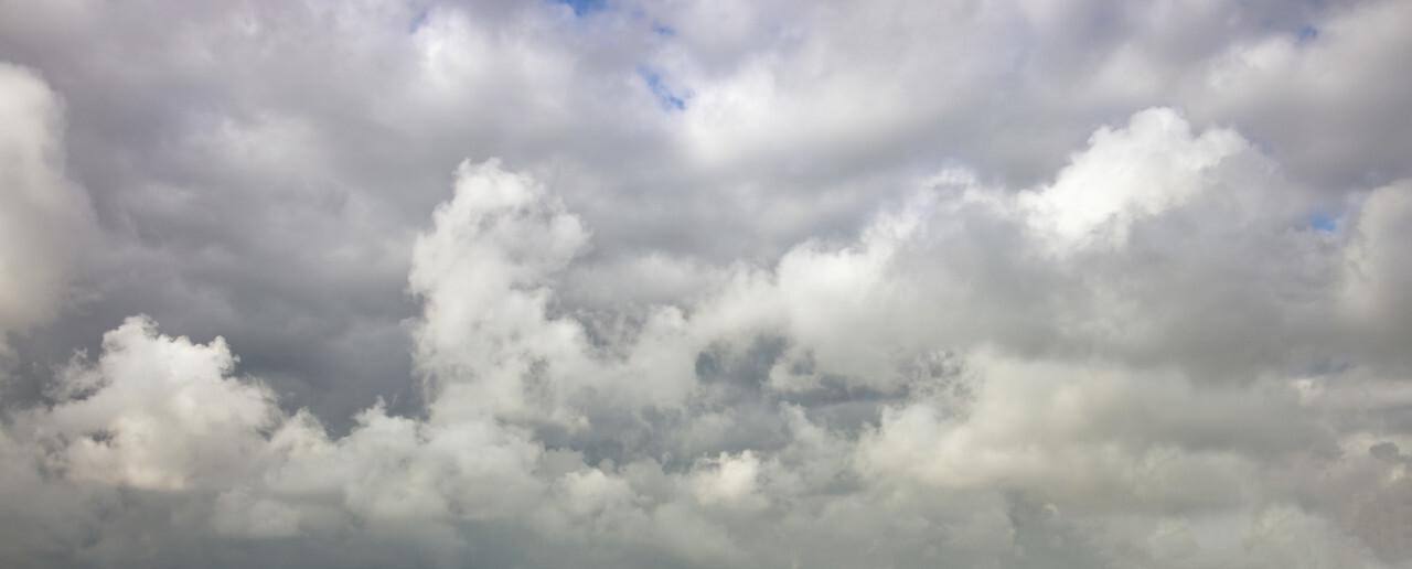 Sky replacement dark cloudy sky
