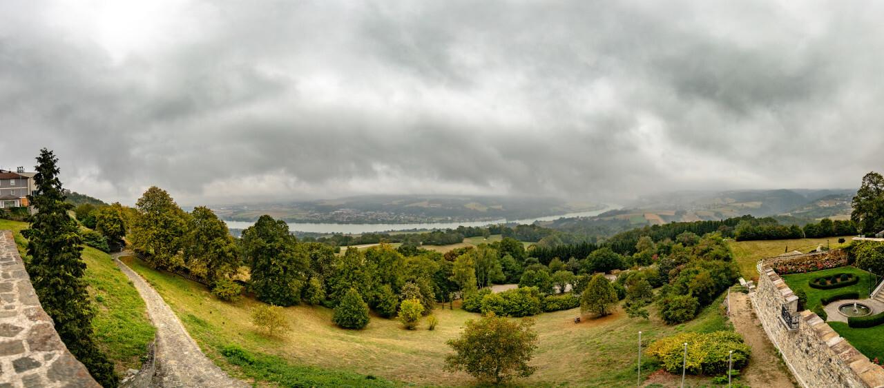 Maria Taferl Landscape in Austria