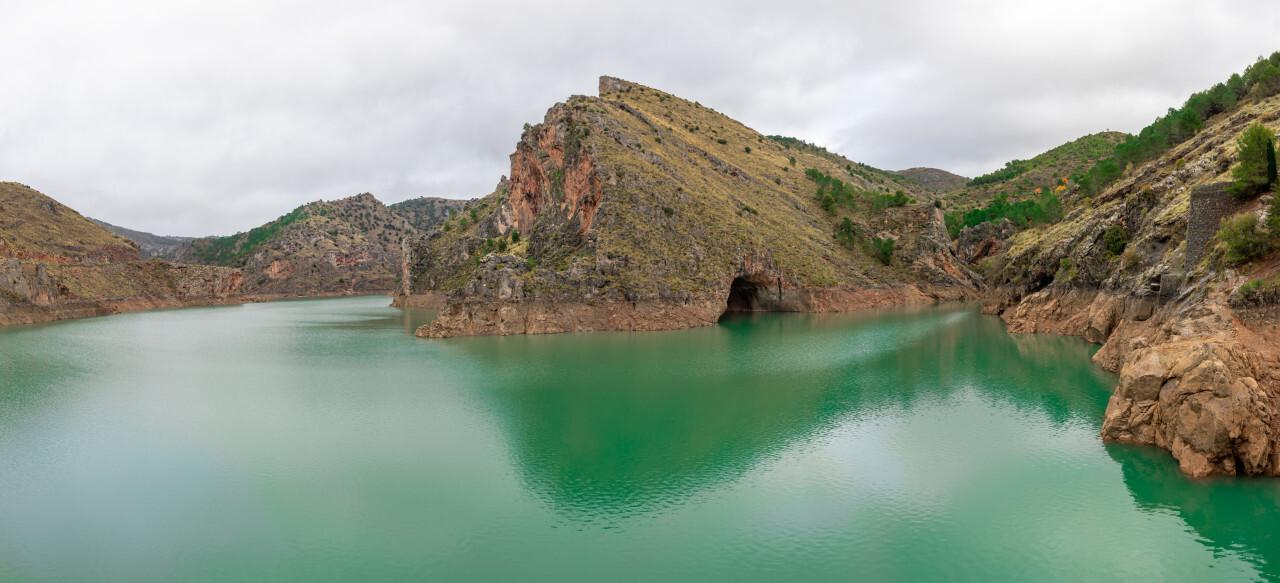 Quentar reservoir
