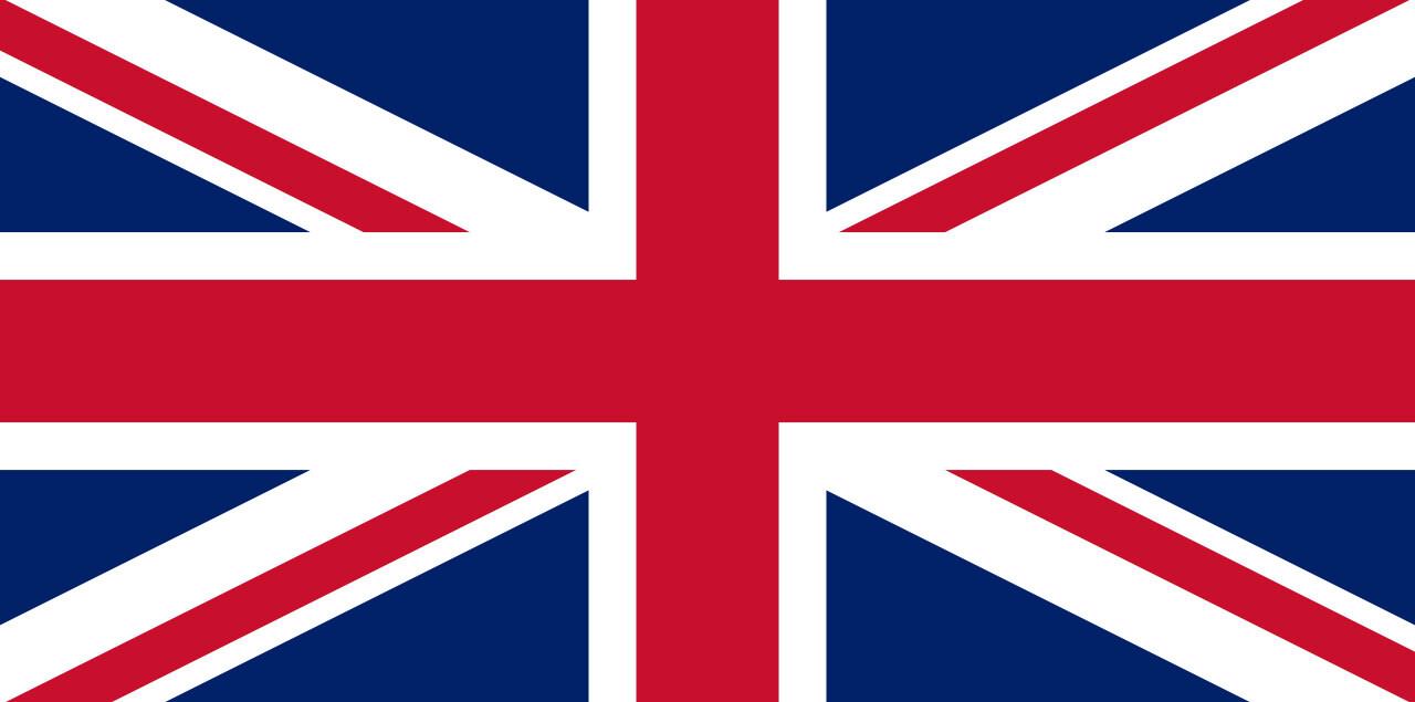great britain flag texture