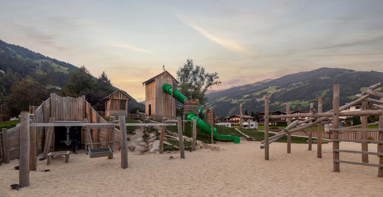 Playground in Tirol