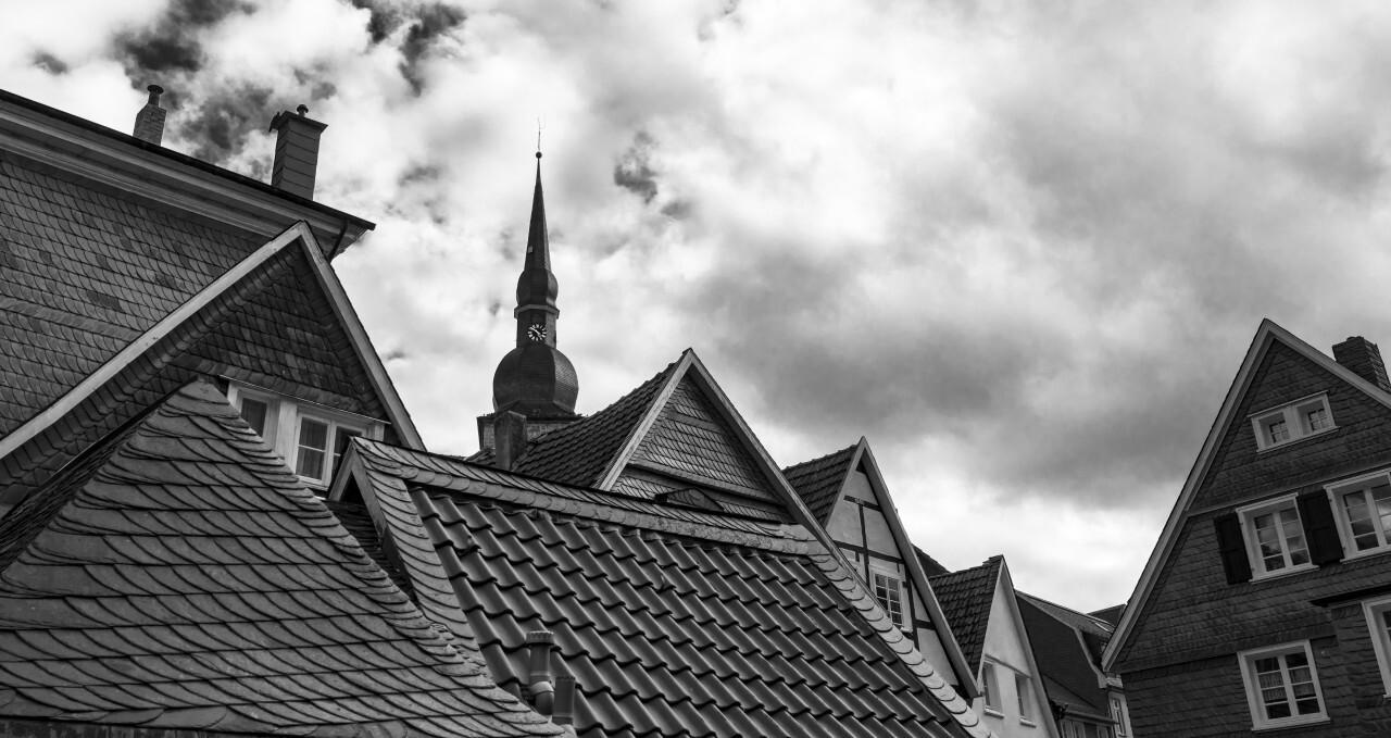 Velbert Langenberg Roofs