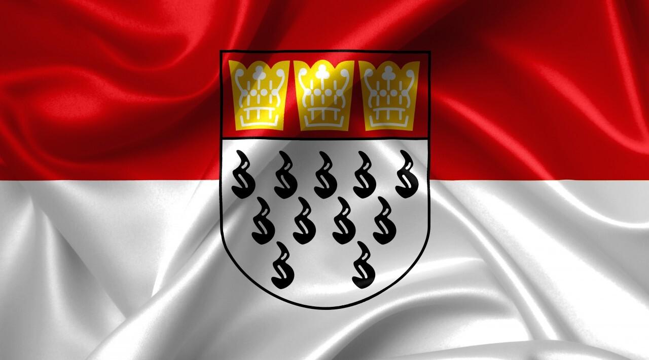 cologne flag