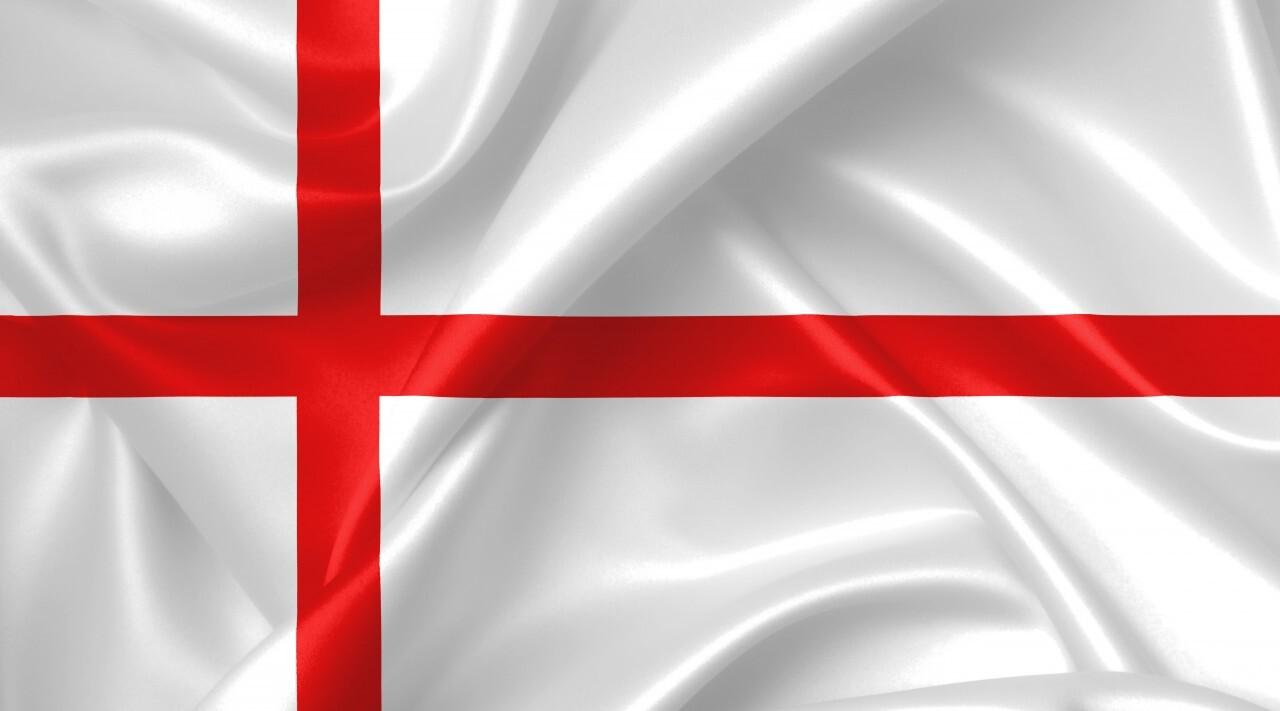 english flag - flag of england