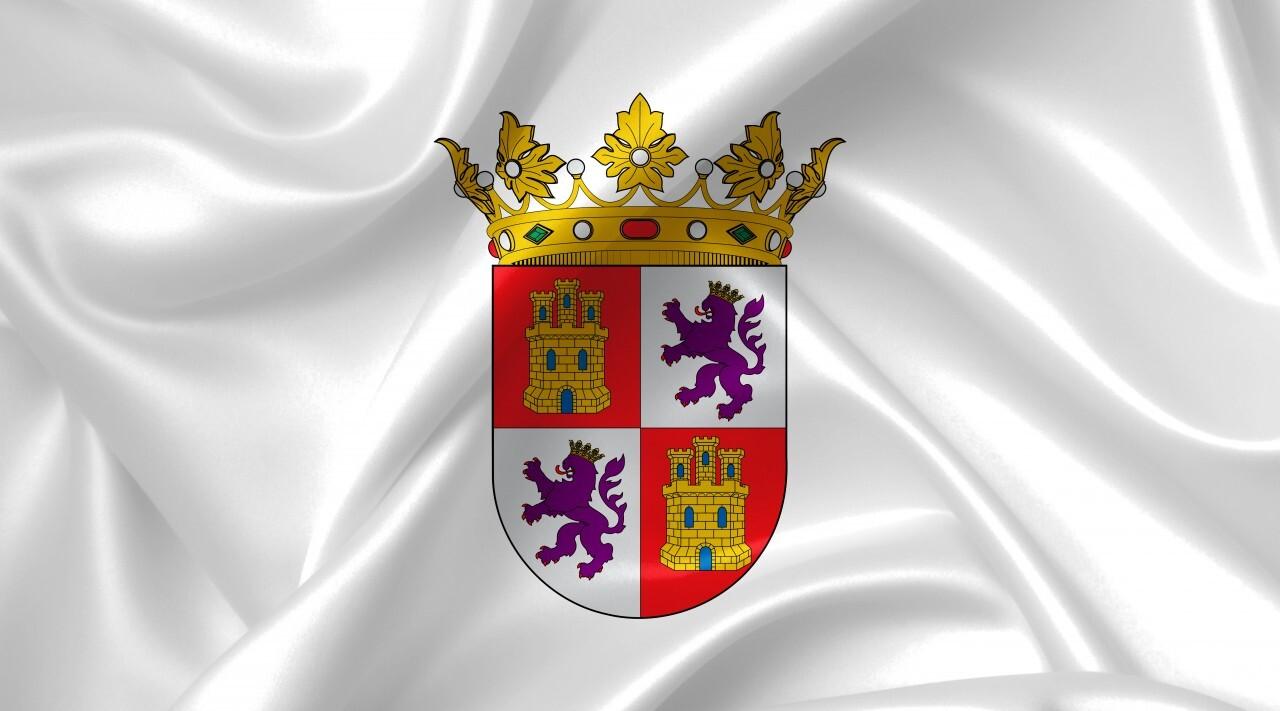 scudo heraldico de castilla y leon