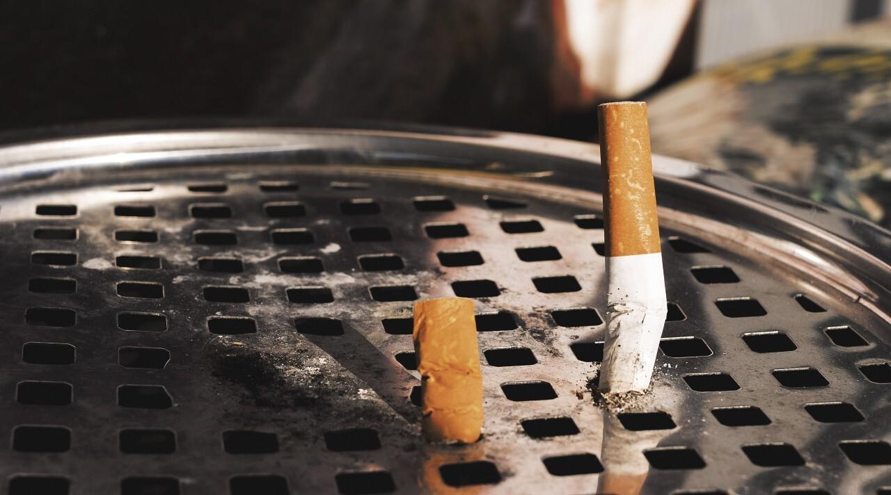 unhealthy cigarettes