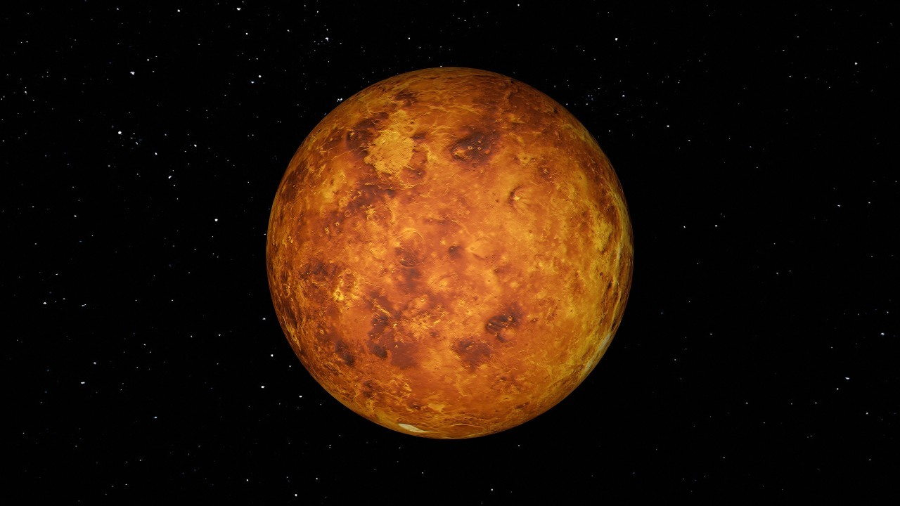 beautiful planet venus