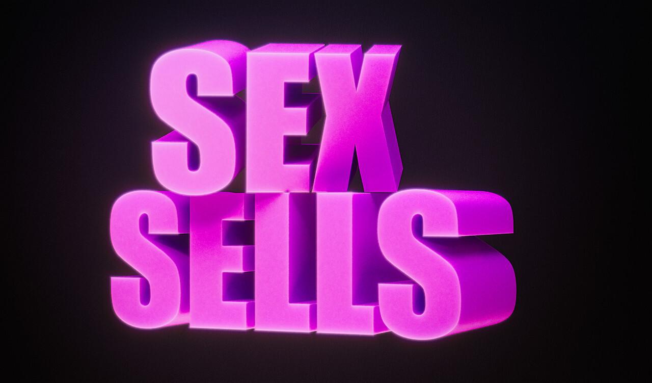 sex sells pink