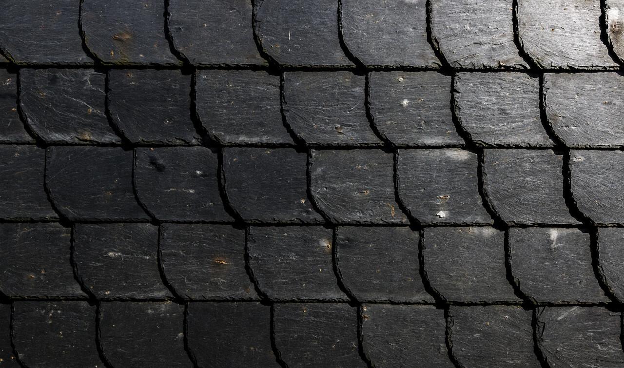 slate slabs wall texture
