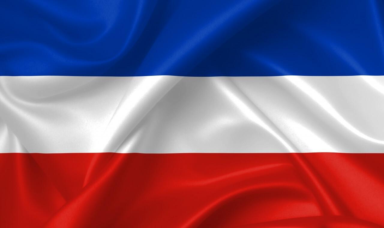 flag of schleswig holstein