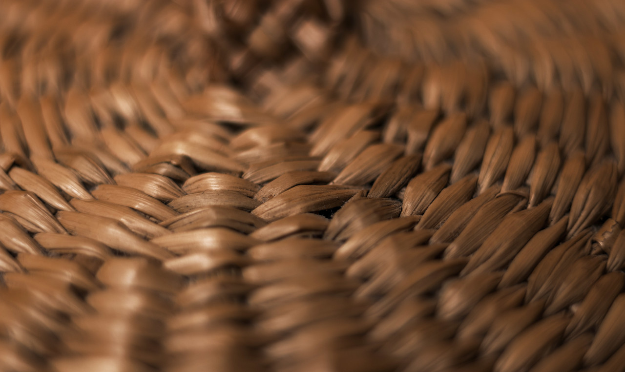Basket weaving texture background
