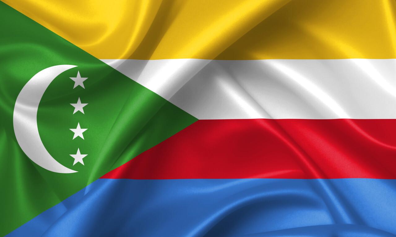 flag of the comoros