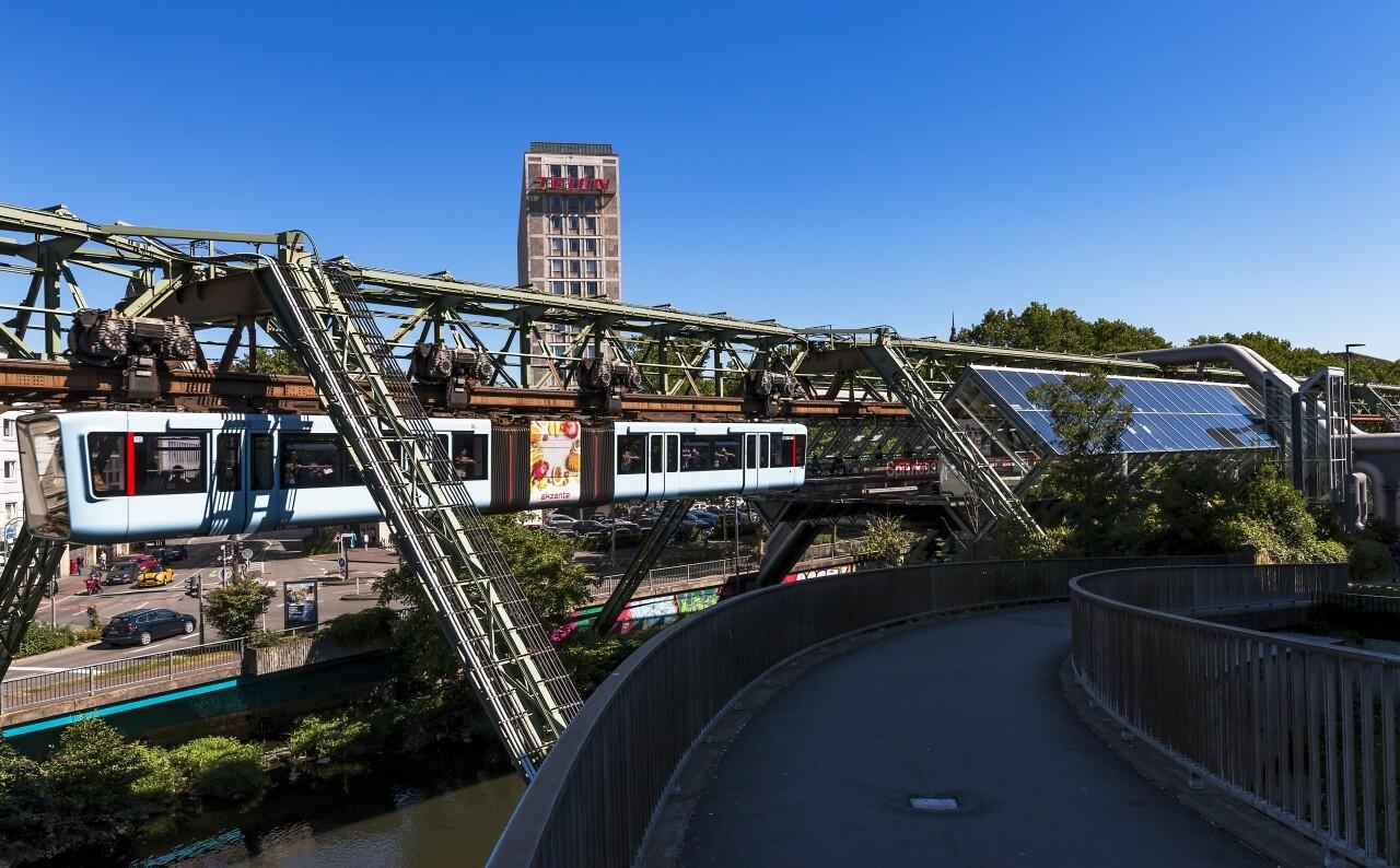 monorail wuppertal elberfeld