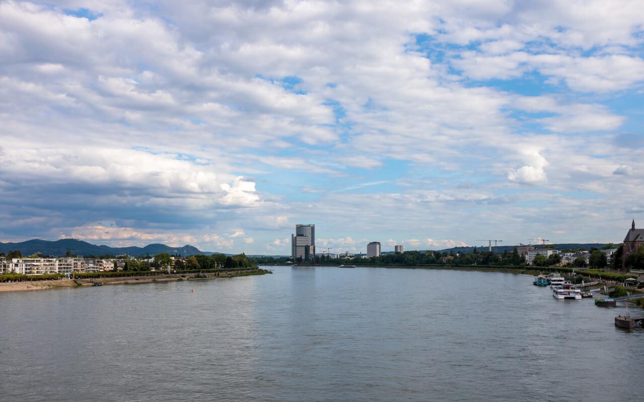 Bonn Cityscape