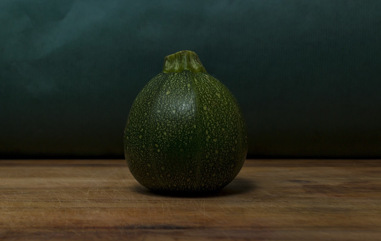 Eight ball Squash or Zucchini or Round Courgette