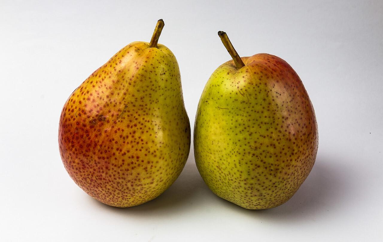 two pretty pears