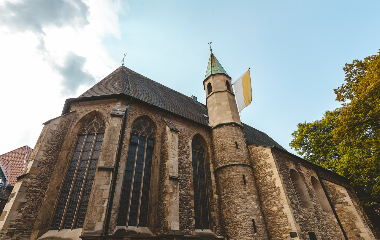 St. Servatii-Kirche, Münster Church