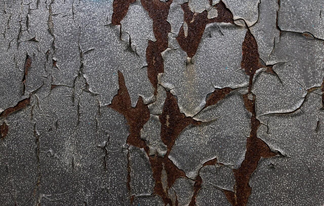 peeled paint texture background