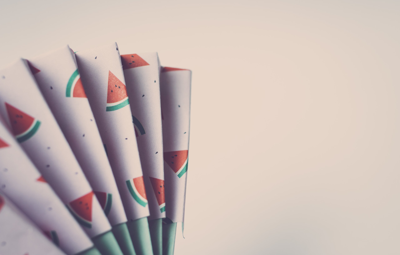 paper fan origami