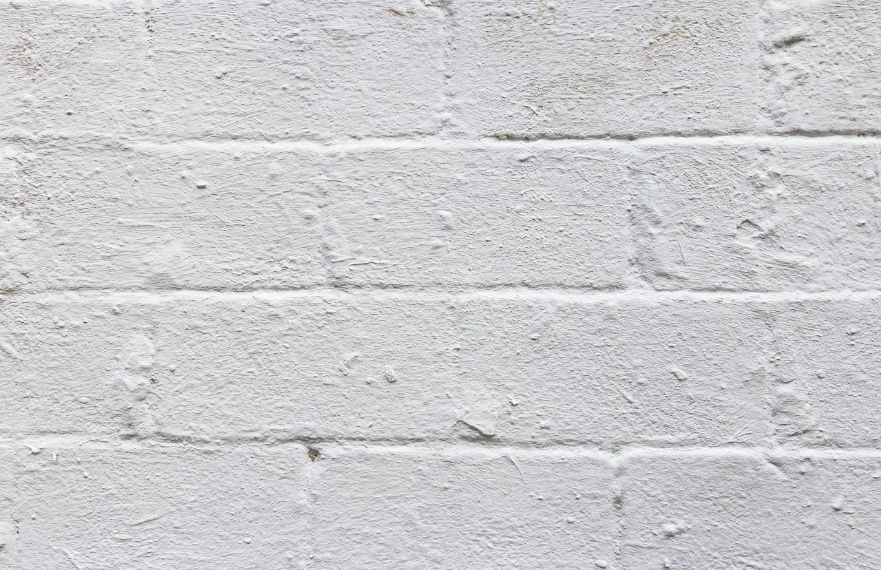 white stone brick wall texture background