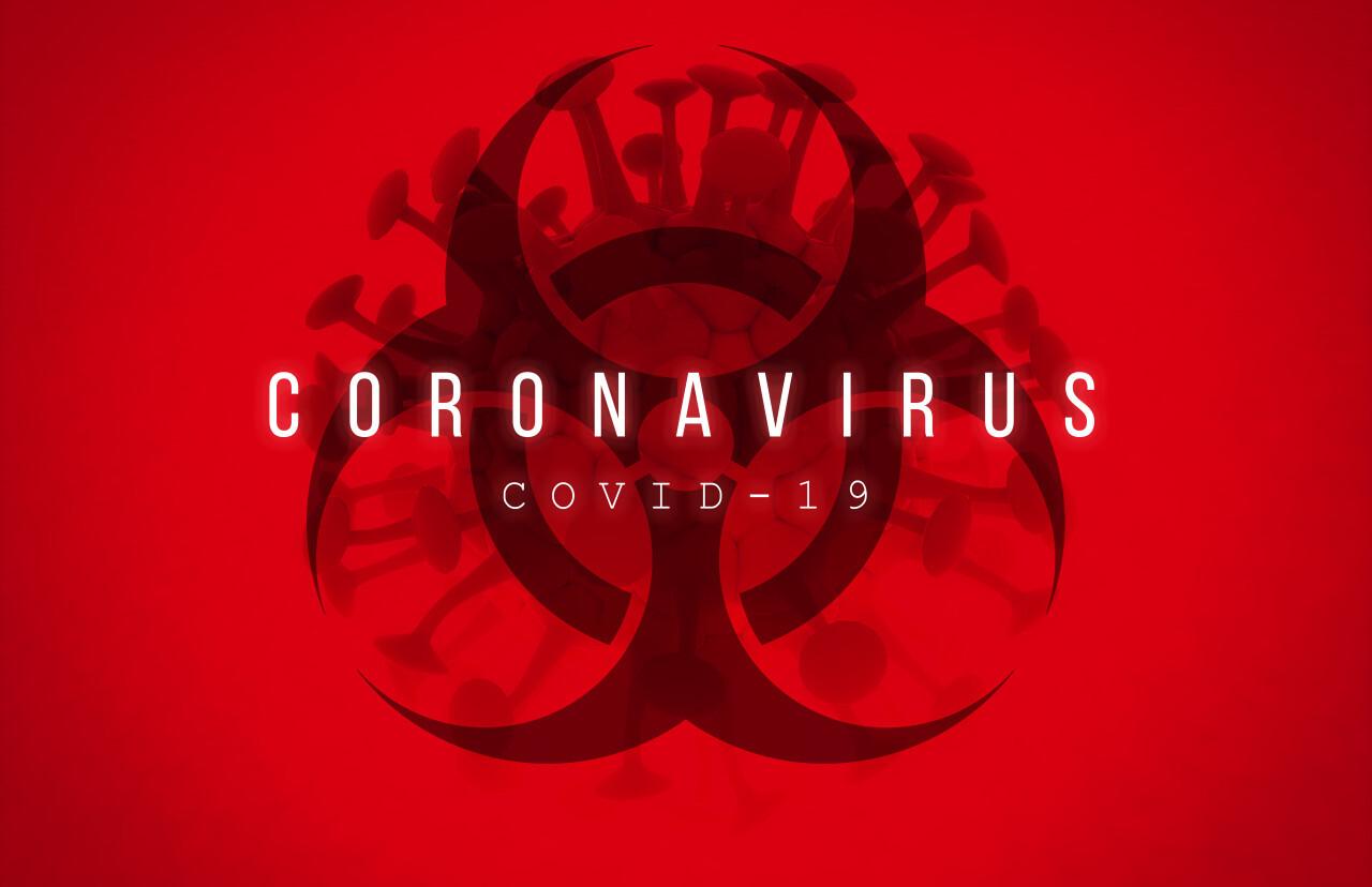 corona virus biohazard