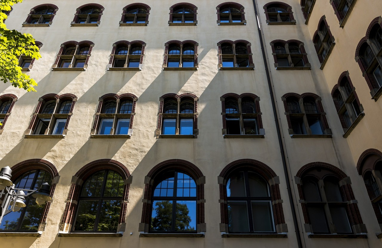 wuppertal town hall windows