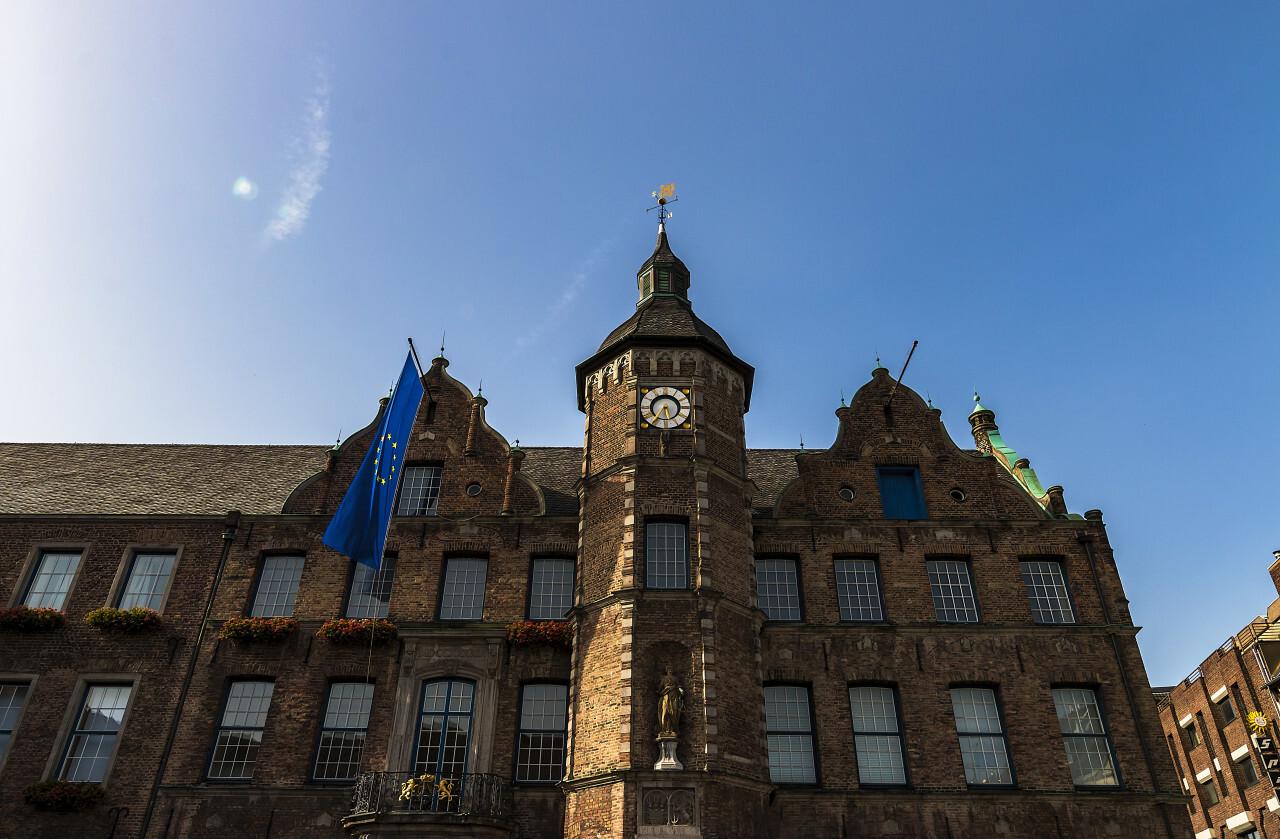 dusseldorfer town hall