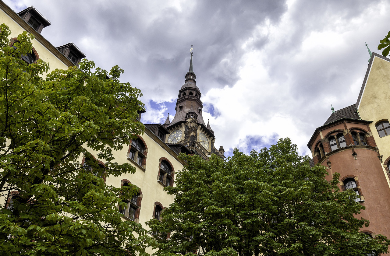 wuppertal elberfeld city hall