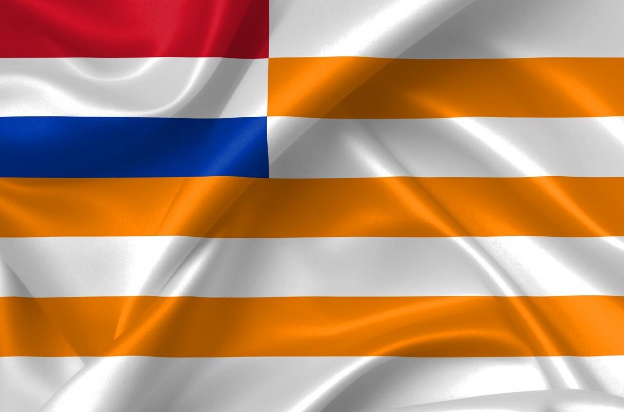 flag of the orange free state