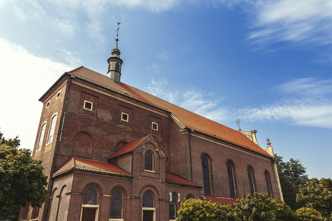 St Aegidii Church in Munster by Germany