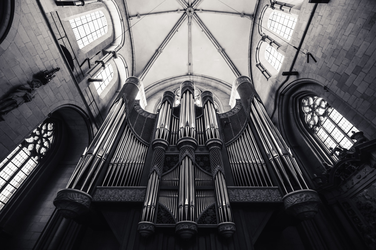 St. Paulus Dom in Munster by Germany Church Organ
