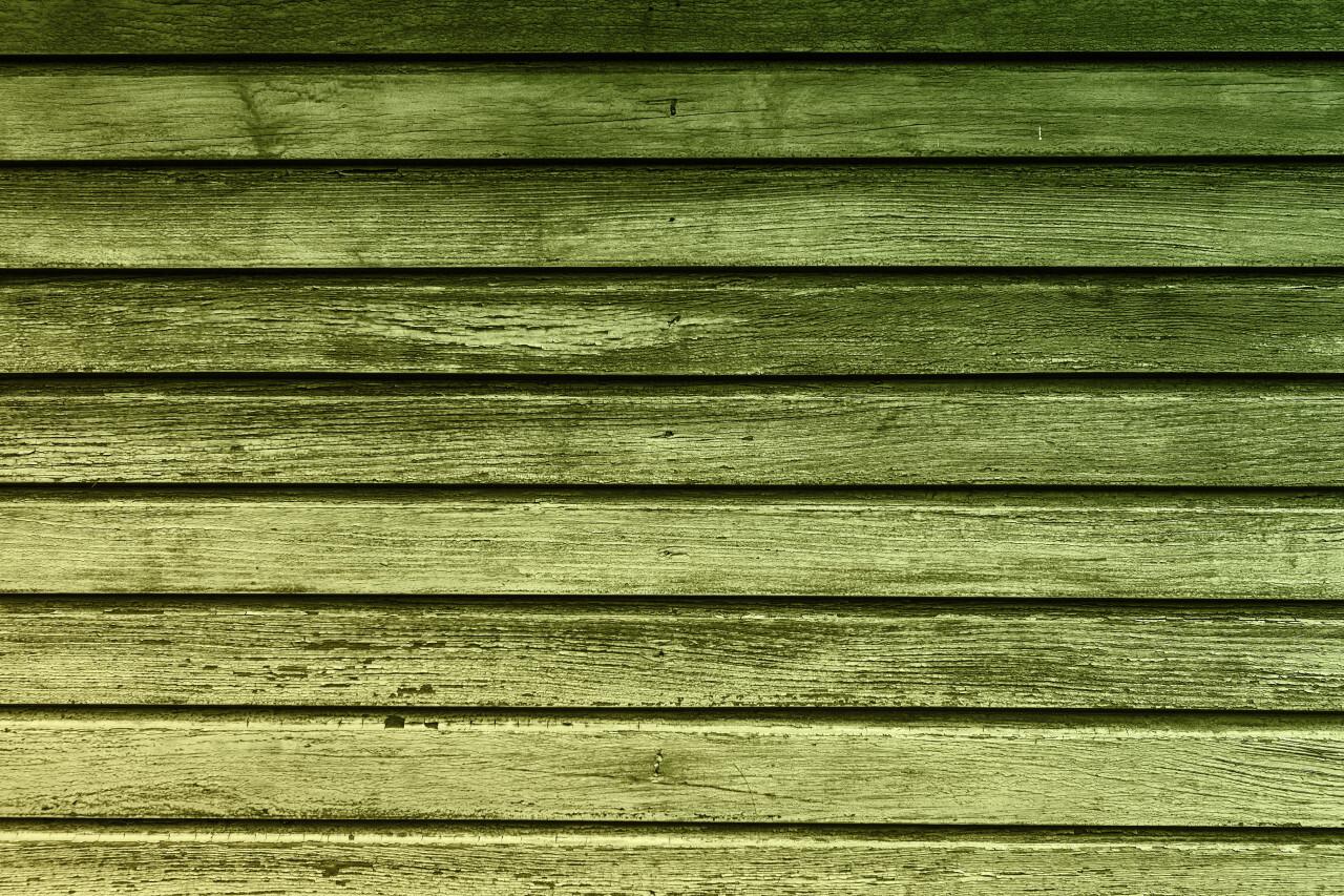 decorative green wooden plank texture background