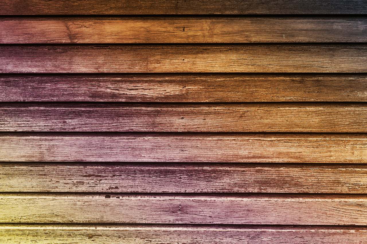decorative colorful wooden plank texture background