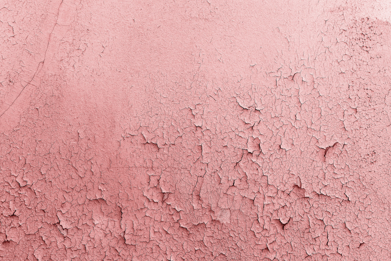 abstract grunge pink wall background