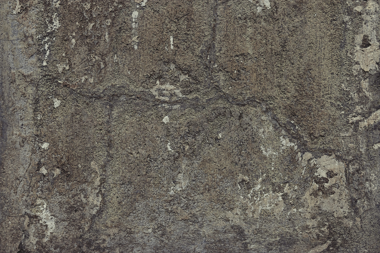 cracked concrete stone wall texture