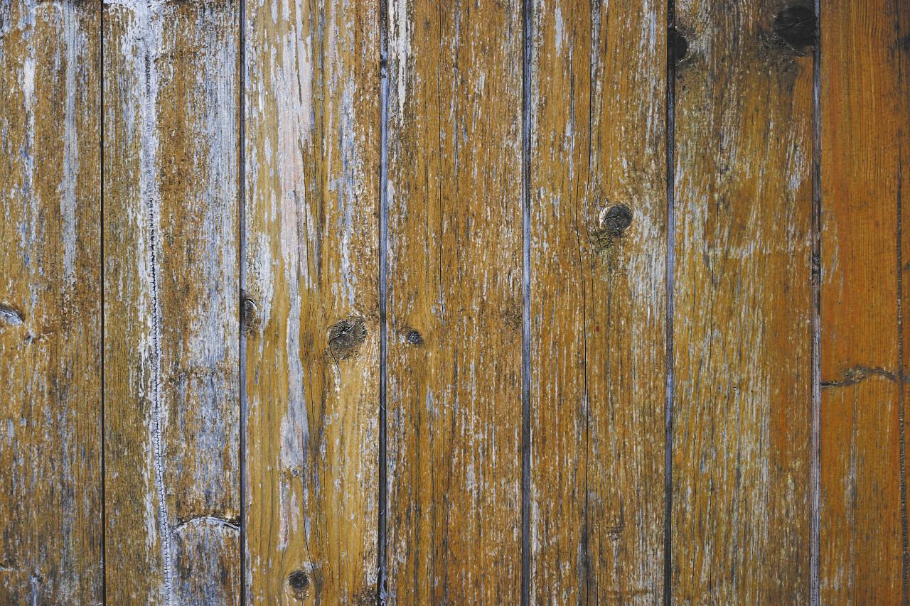 yellowish wood plank texture