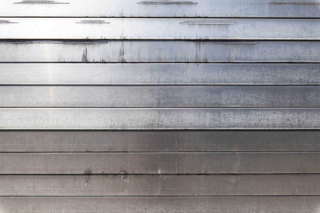metal plank texture background