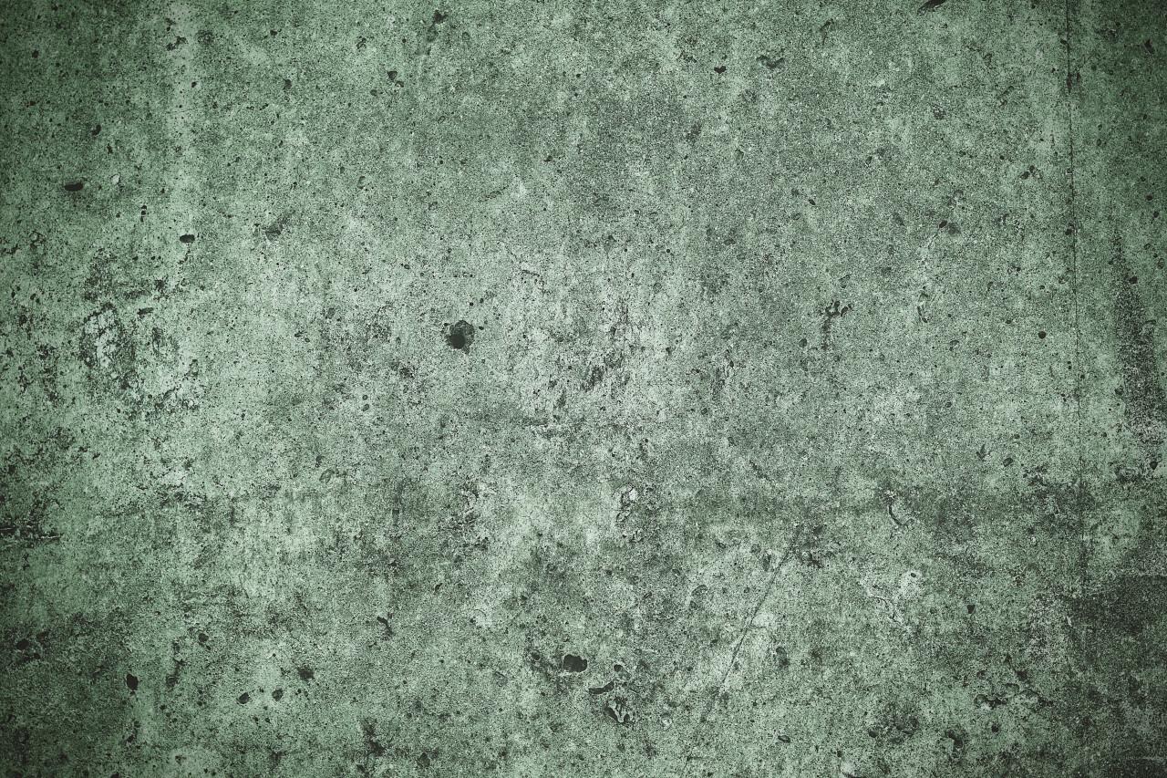worn gray concrete stone texture green
