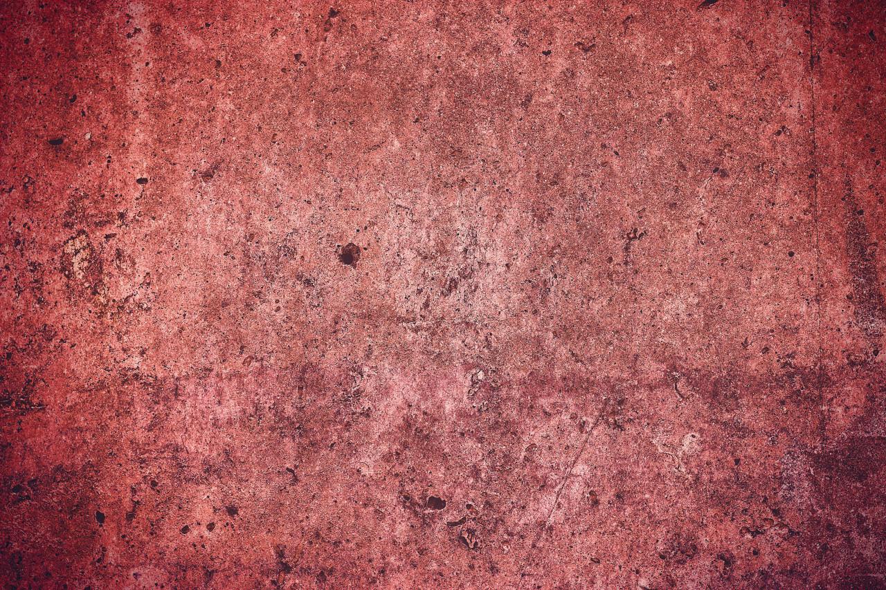 worn gray concrete stone texture red