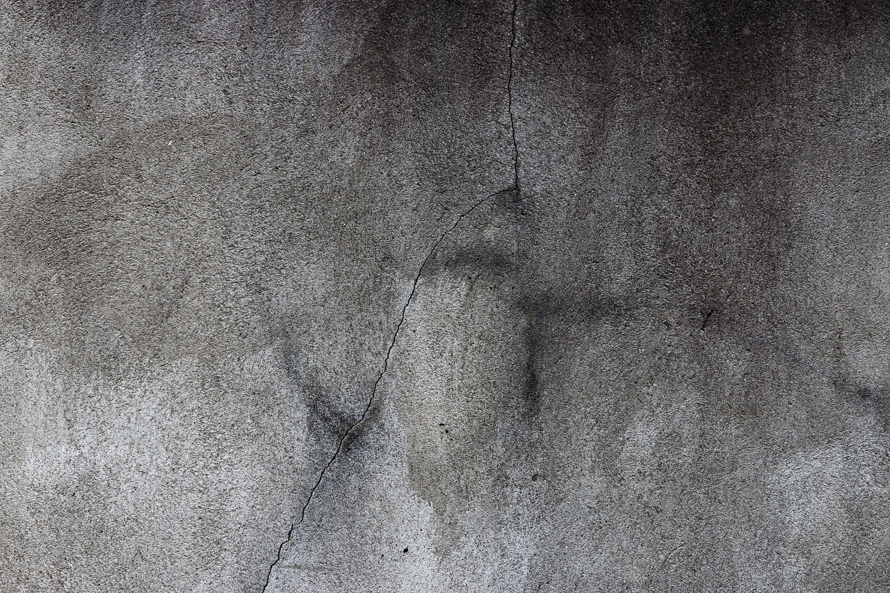grunge concrete texture with cracks background