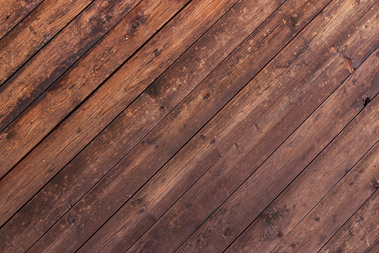 beautiful brown wood plank texture at an angle background