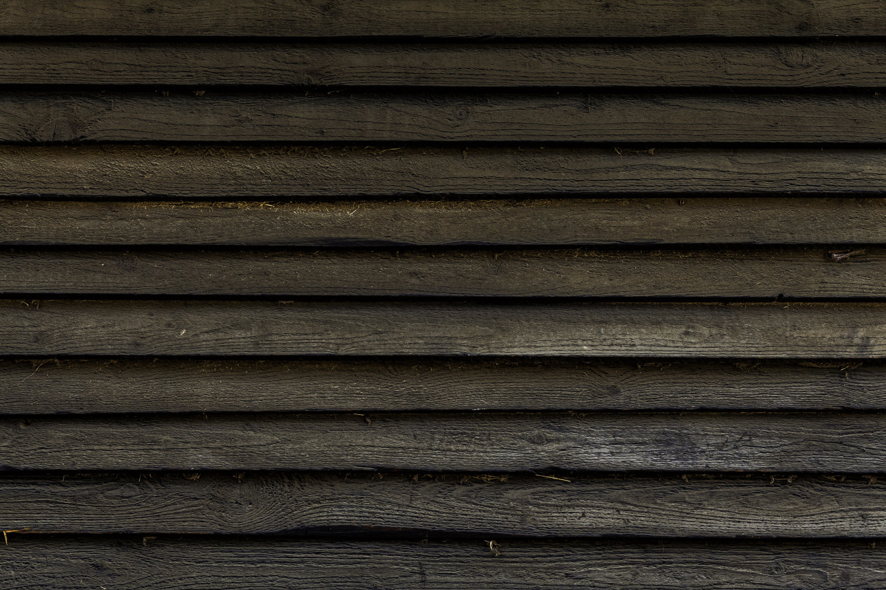 Background old brown wooden panels