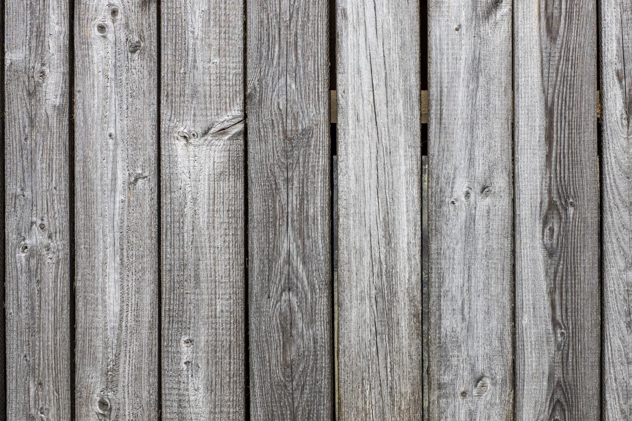 old light gray wood plank texture