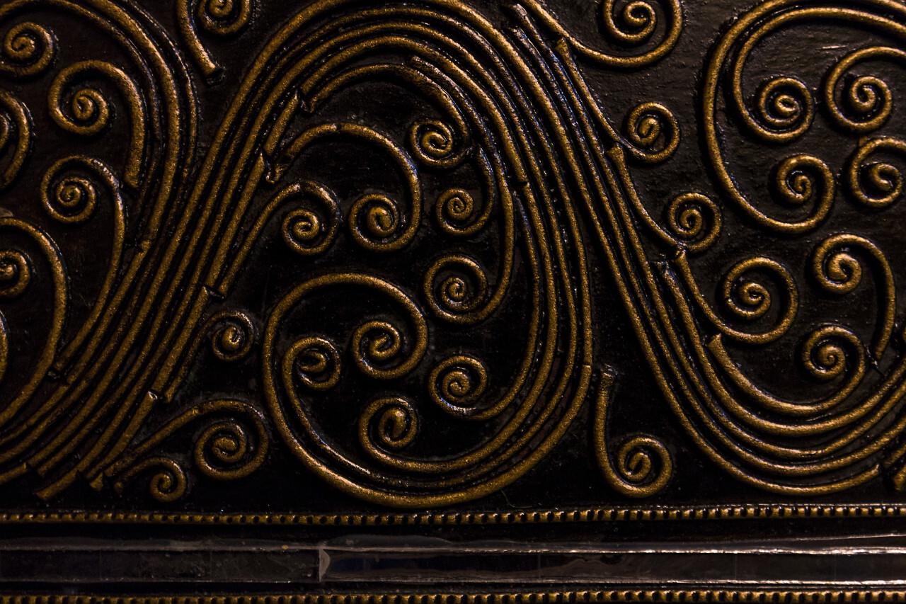 oriental ornament texture