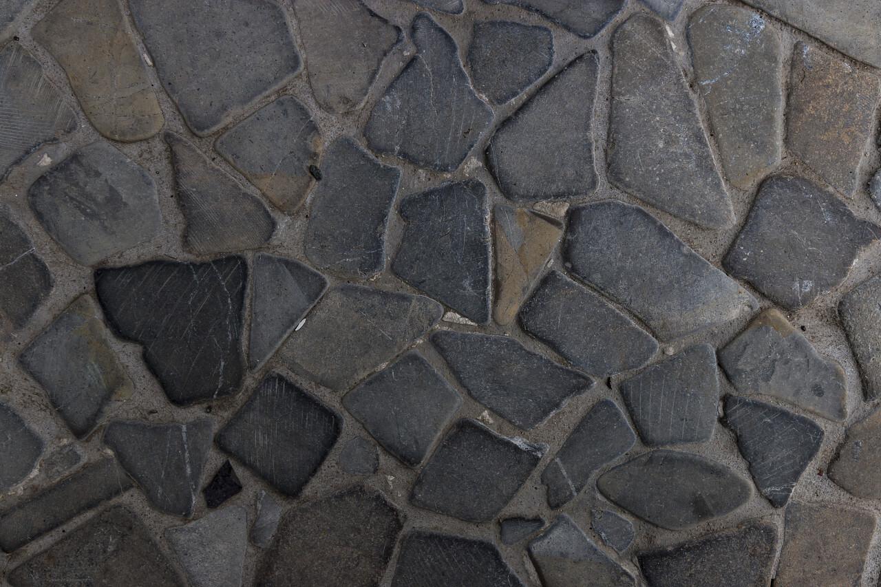 gray mosaic texture