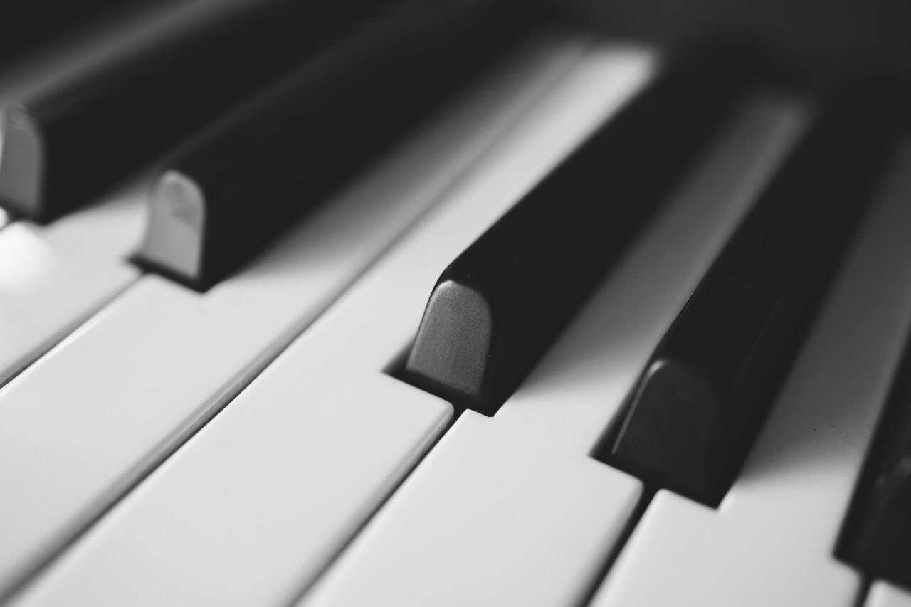Piano midi