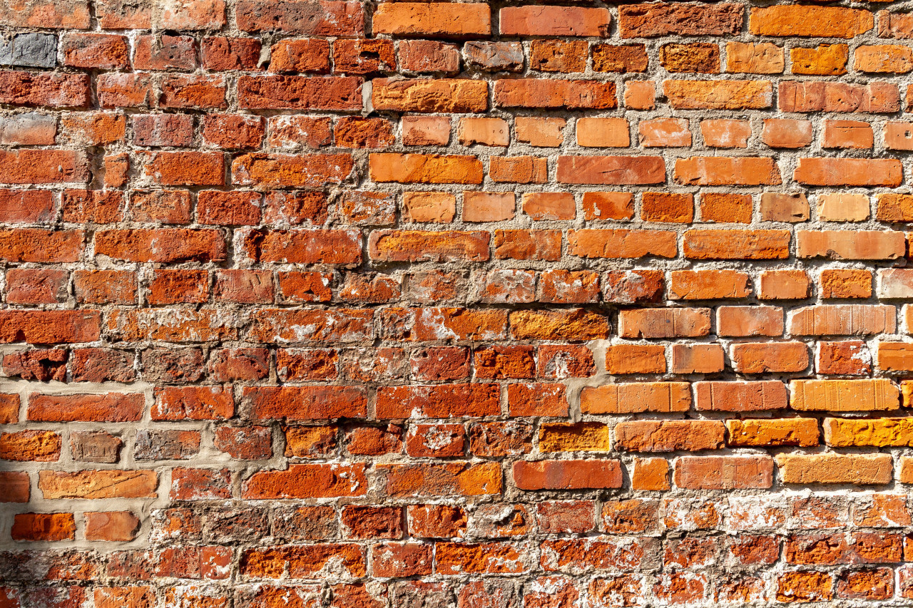 red brick wall texture background high resolution