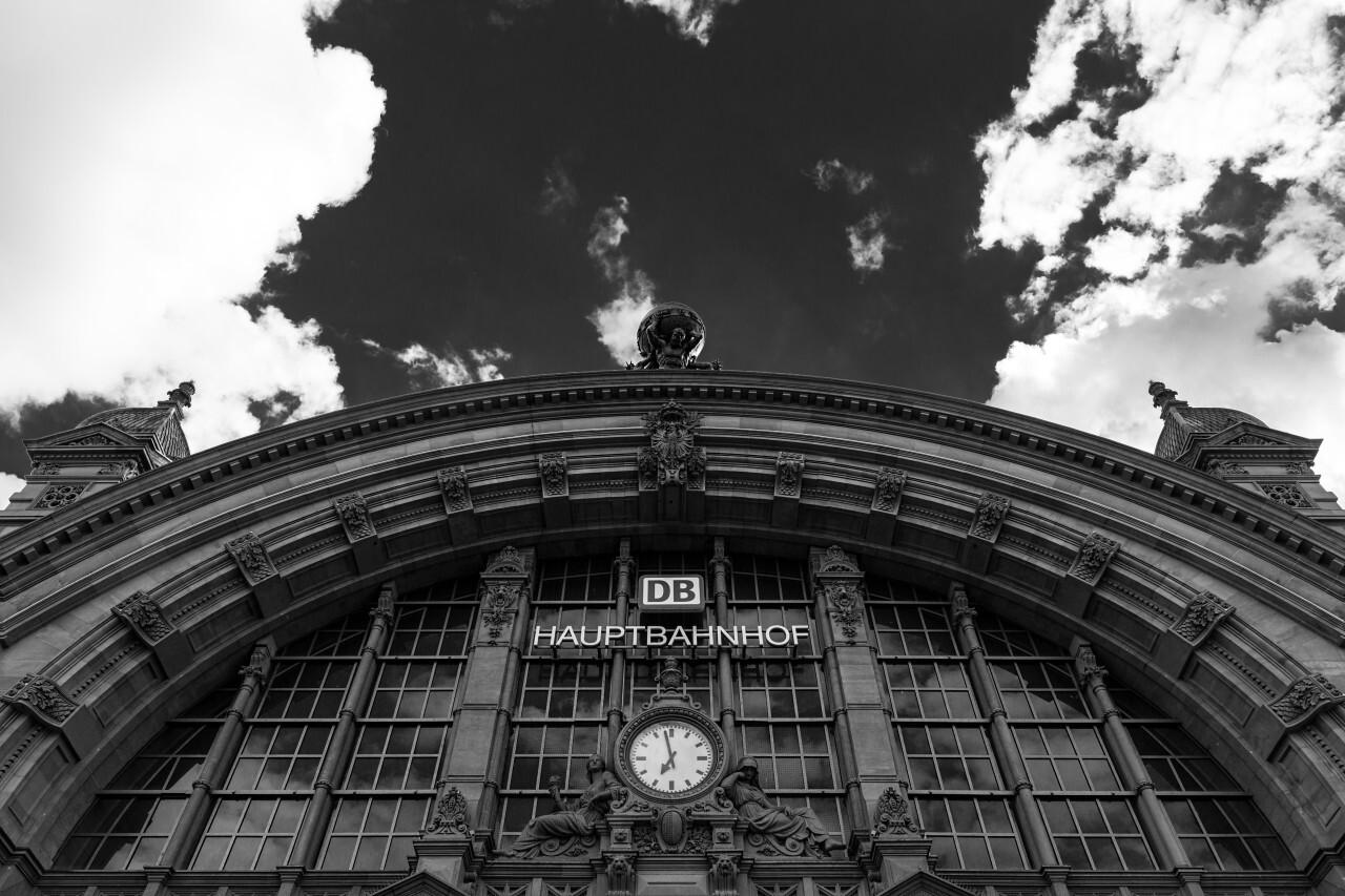 Frankfurt Mainstation